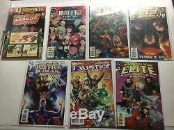 Justice League Of America JLA 1973-2017 Near Complete Lot 0 1-60 1-24 1-52