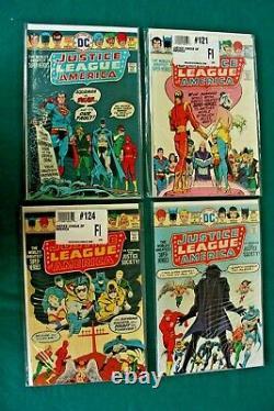 Justice League of America #100-261 Near Complete lot run of 156 Comics DC'72-86