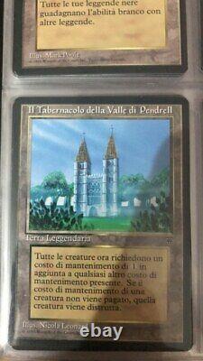 LEGENDS LEGGENDE Italian Complete Set Collezione Completa MTG 1994
