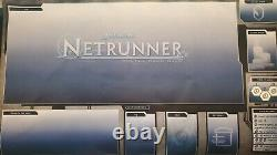 Large Android Netrunner Collection Nearly Complete + Full Arts and Promos