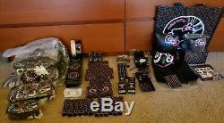 Lot Of 47 Mac Cosmetics Hello Kitty Make Up Collection Near Complete Nib Vhtf
