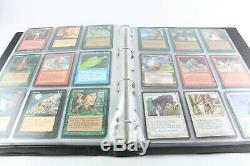 MTG Alliances Near Complete Set (Missing 12 Cards including Force Of Will)