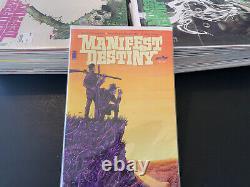 Manifest Destiny #1-42 (Complete) + Extras -Near Mint(NM) Image lot (47 books)