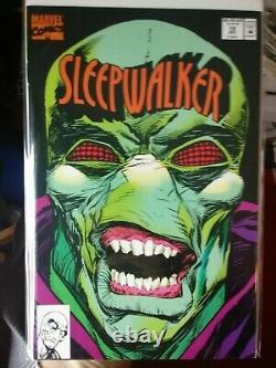 Marvel Sleepwalker 1-33 (near complete-1) with+++