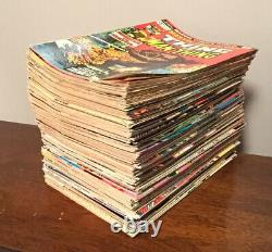 Marvel Two-In-One 1-84 92-100 (no 10,97) Annual 2 Thanos near-complete run Thing