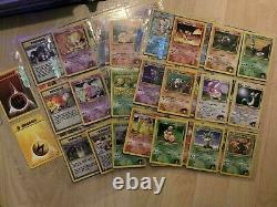 Mint / Near Mint! Gym Heroes 132/132 Complete Pokemon Card Set Wotc 2000