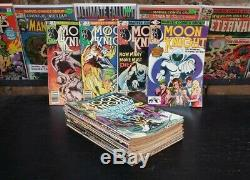Moon Knight #1-38 Missing 4 Issues NEAR COMPLETE! Marvel Comics 1980 GD-FN