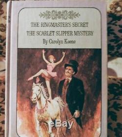 Nancy Drew Twin Thrillers #1-54 Rare Complete Set 27 Books C. Keene Near Mint
