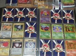 Near Complete Japanese Vending Sheet 1,2,3 Sets LP-NM+ Pokemon Cards Bundle WOTC
