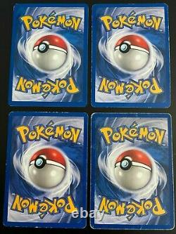 Near Complete Team Rocket Set All Holos 65/82 Pokemon Collection Dark Charizard