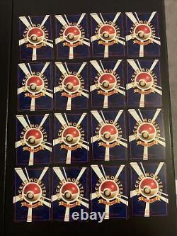 Near Complete Vending Promo Series 2 Pokemon Set Japanese 35/36