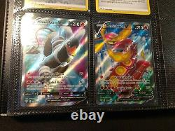 Near complete Darkness Ablaze Pokemon master Set Pack Fresh