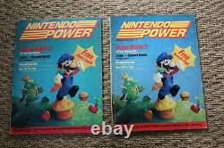 Nintendo Power Collection 317 Issues Near Complete withboth First Issue variants