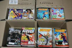 Nintendo Power Collection 413 Issues Near Complete many MINT with posters insert