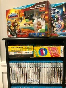 Nintendo Wii U Game Lot Near Complete Collection, 223 Games Total, (74 Sealed)