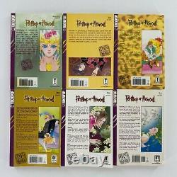Petshop of Horrors Near Complete Set Manga Book Lot English Vol 1-4 7 9 1 2 3 4