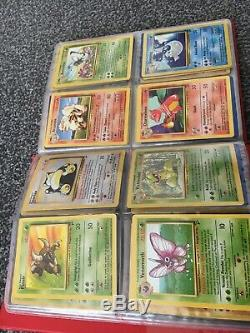 Pokemon Base Set 2 Complete Near Mint/mint Condition Wotc