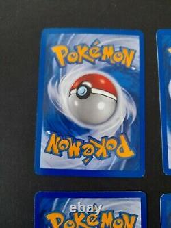 Pokemon Card Neo Genesis Near Complete Set 101/111 NM/M (56 x 1st Edition) Lugia