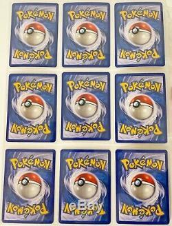 Pokemon Cards Near Complete Aquapolis Reverse Holo Set 56 Cards e-Reader NM+