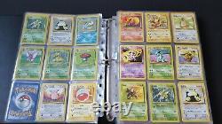 Pokemon Cards Near Complete Jungle Set 62/64 WOTC Missing Mr Mime + Wigglytuff