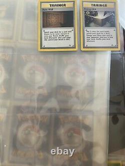 Pokemon Cards Neo Discovery near complete Set 54/75 x8 Holos x9 Rares Near Mint