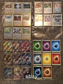 Pokemon Chilling Reign Near complete set 1-159 Master + 9 full arts