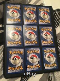 Pokémon Complete Jungle Set 64/64 Near Mint/Mint Vintage Flareon Jolteon Cards