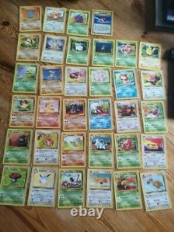 Pokemon Complete Jungle Set 64/64 Rare WOTC Near mint PSA