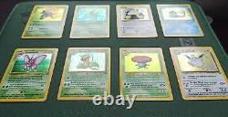 Pokemon Complete Jungle Set / Collection 64/64 Cards Near Mint WOTC