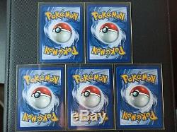 Pokemon Complete Neo Discovery Set 75/75 WOTC Near Mint Set Umbreon, Espeon