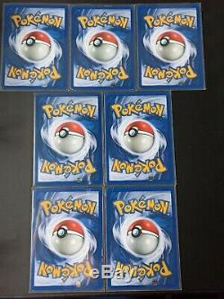 Pokemon Complete Neo Revelation Set 66/64 Some 1st Edition Near Mint WOTC