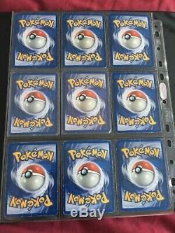 Pokémon Complete Team Rocket Set 83/82 (Near Mint Played) Raichu + Charizard