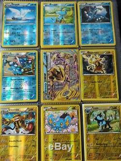 Pokemon Complete XY BREAKPoint Master Set 123/122 + Secret Near Mint