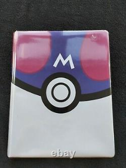 Pokemon Hidden Fates Complete Master Set 69/68 +Promos Near Mint +Folder