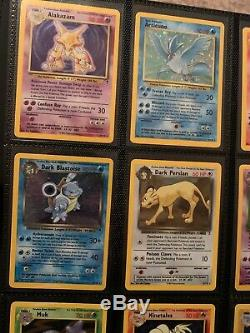Pokemon Legendary Collection Near Complete Set. Missing 5 Holos