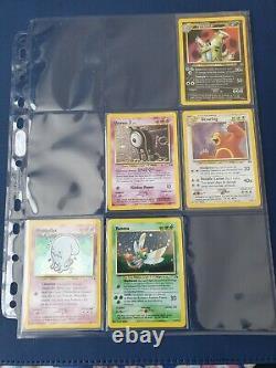 Pokemon NR Complete Neo Discovery Set 44/75 Near Mint! 13 holos Espeon Tyranitar