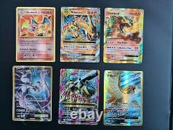 Pokemon Near Complete Evolutions Master Set 95% plus cards and binders Charizard