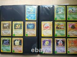 Pokemon Near Complete Legendary Collection Master Set With Charizard 198 Cards