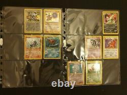Pokemon Near Complete Neo Discovery Set, Near Mint. 58/75 + 9 Holos Tyranitar