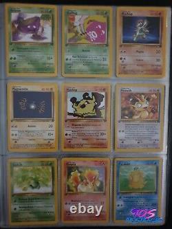 Pokemon Team Rocket No Holo Near Complete Lot 1st Edition Charizard Blastoise