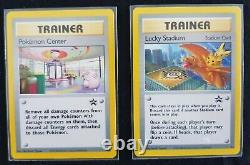 Pokémon The Movie Black Star Promo Cards 54/54 Complete Set in Folder NEAR MINT