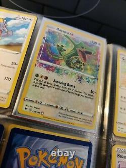 Pokemon Vivid Voltage near complete master set V, amazing rare & Vmax 231 cards