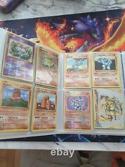 Pokemon XY Evolutions- near complete binder- full of holo/rev/full art cards