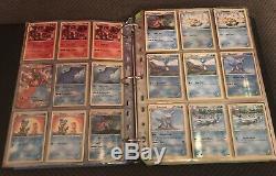 Pokemon XY Steam Siege Master Set Complete Mint/Near Mint