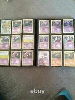 Pokemon generations near complete master set + radiant collection
