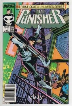 Punisher #1-69, 71, 72, 74, 75 + Annuals NEAR COMPLETE! Marvel 1987 Series VG-VF
