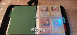 Rare 1999 Completed Pokemon Jungle Set 64/64 Near Gem Mint Condition. PSA 10
