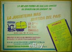 Rare Near Complete Uruguay Basuritas n°1 Album! GPK