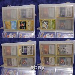 Rare Pokemon Base Set Cards (Near Complete) WOTC 1999 incl Holo Charizard