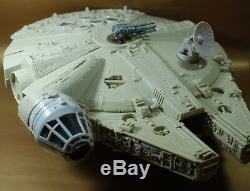 Rare Vintage Star Wars Near Complete LILI Ledy Millennium Falcon Mexico